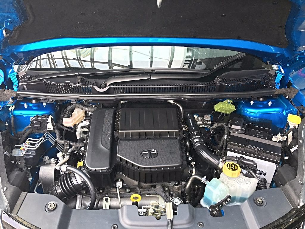 The diesel Tata Nexon is powered by a 1.5-litre, four-cylinder diesel engine that puts out 110 PS of power and 260 Nm of torque.