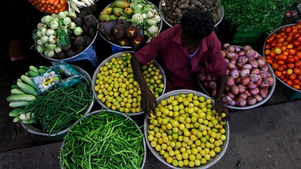 India's consumer price inflation stood at 5 percent in June, compared with 4.87 percent in May.
