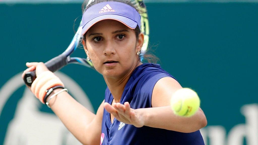 Fit-Again Sania Mirza to Return to Action at Dubai Open