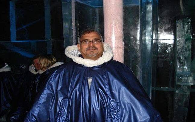 Dilip Sudhakar Pendse.