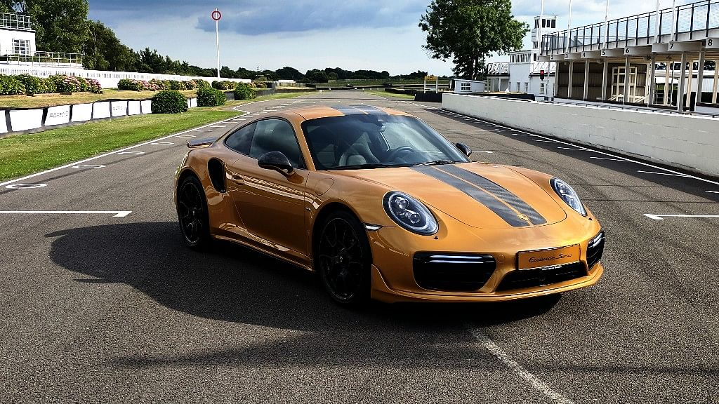 Porsche 911 Turbo S Exclusive Series: They Made Only 500 of These!