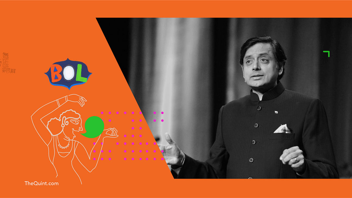Shashi Tharoor explains how Hindi is doing well without chauvinists.