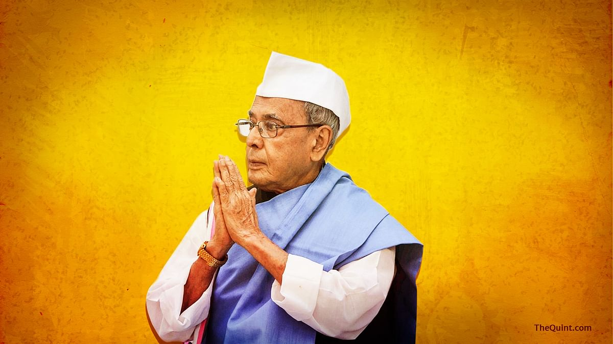 7 Days State Mourning Declared in View of Pranab Mukherjee's Death