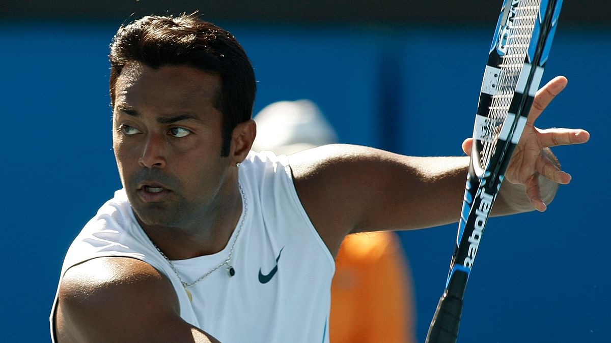 My Job is Not to Worry About the Location or the Opponent: Paes