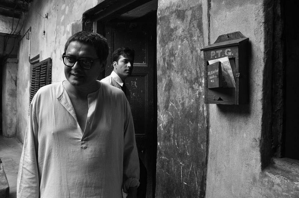 A still from <i>Meghe Dhaka Tara</i>.