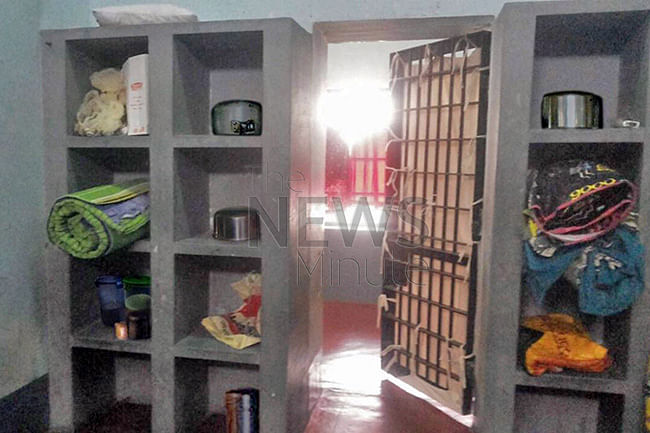 Pans, Clothes & a Mosquito Net: What Sasikala's Cell May Look Like