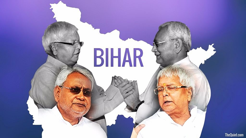 "RJD chief Lalu Prasad Yadav and JD(U) supremo Nitish Kumar stand testimony to what we call topsy-turvy, love-hate relationship – basically, ""it's complicated""."