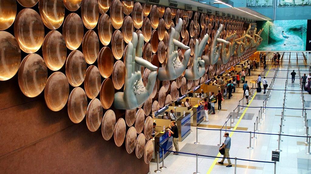 #GoodNews: Delhi Airport Uses Scrap Material to Build 4 Cafeterias