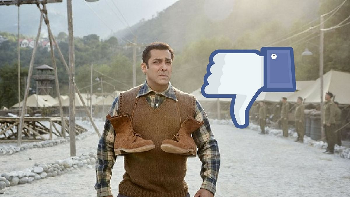 Salman Khan's <i>Tubelight </i>was rejected by critics and his regular fans.