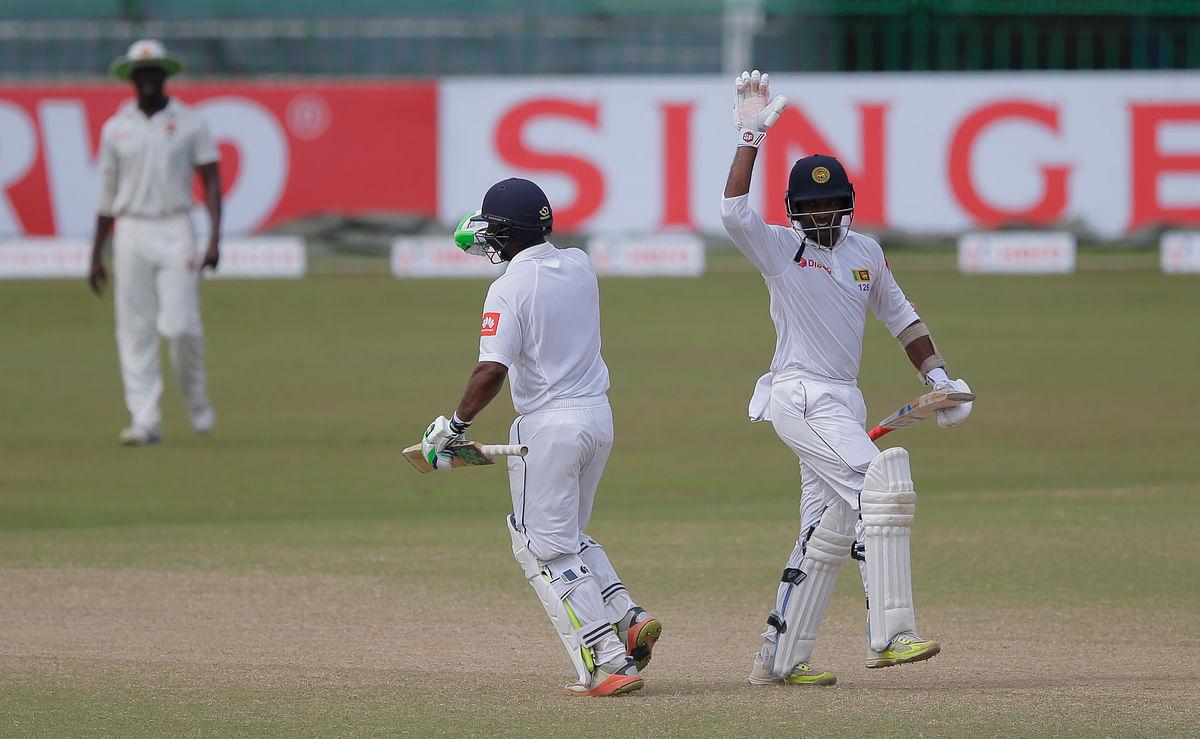 Sri Lanka Pull off a Record Chase, Beat Zimbabwe by 4 Wickets