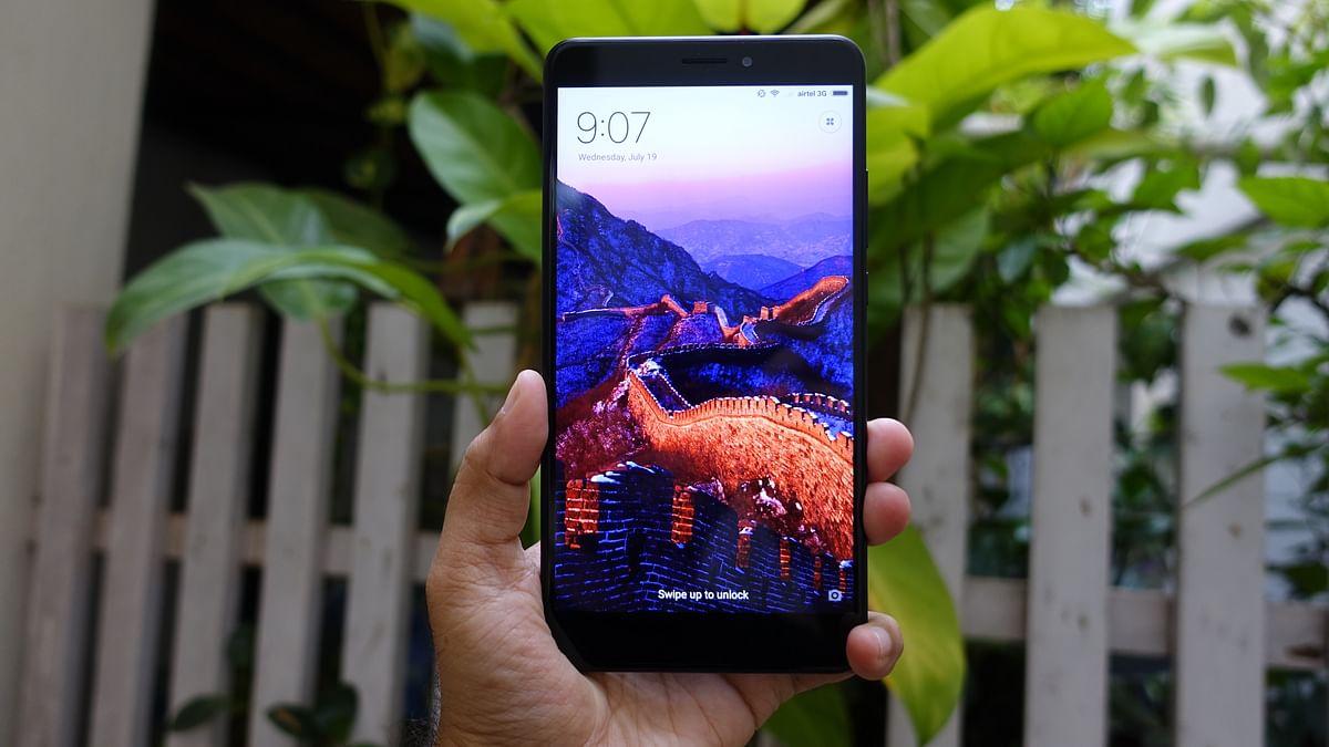 Xiaomi Mi Max 2 is a mid-range giant.