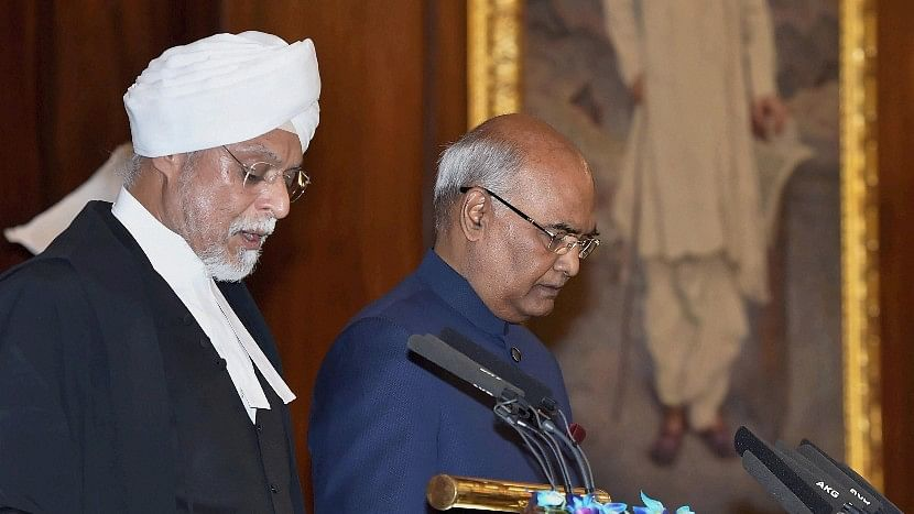 Here's What Ram Nath Kovind Said in His First Speech as President