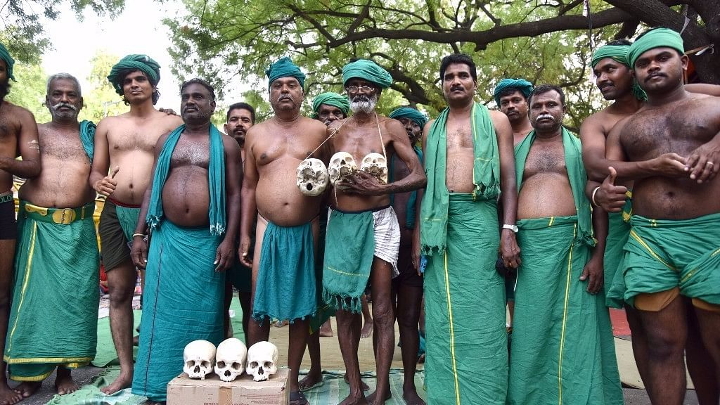 Crowdfunding Raises 1.1 Mn For Drought Hit Farmers in South India