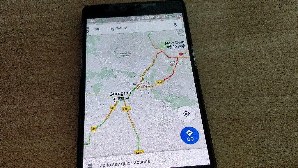Google Maps Begins Testing  New Design With Full Bottom Bar