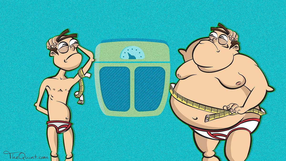 India's Paradox: An Obese and Undernourished Nation