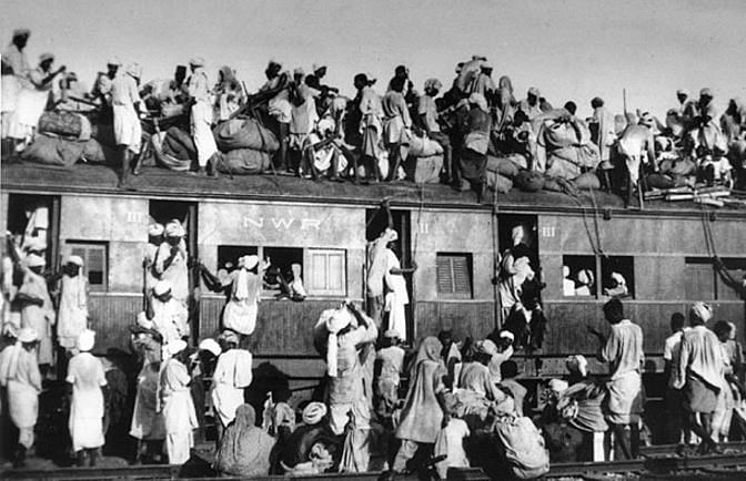The partition of Punjab.