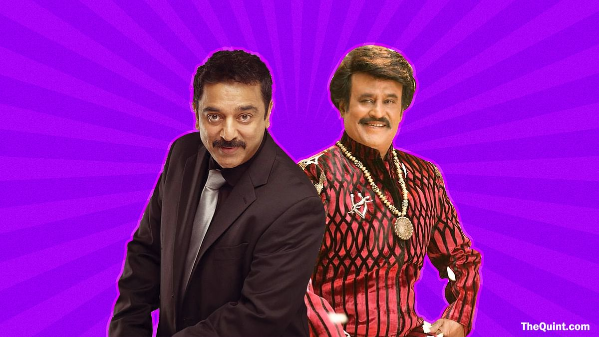 Film star's speech at Kamal Haasan's event triggers buzz about 2021 alliance.
