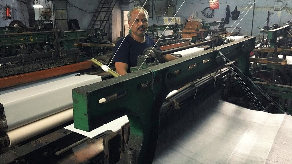 Struggling to Decode GST, Bhiwandi's Power Loom Owners Shut Shop