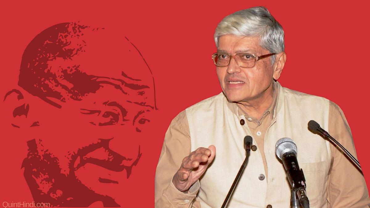 Breaking news, everyone. Mahatma Gandhi and Babasaheb Ambedkar were against death penalty too.