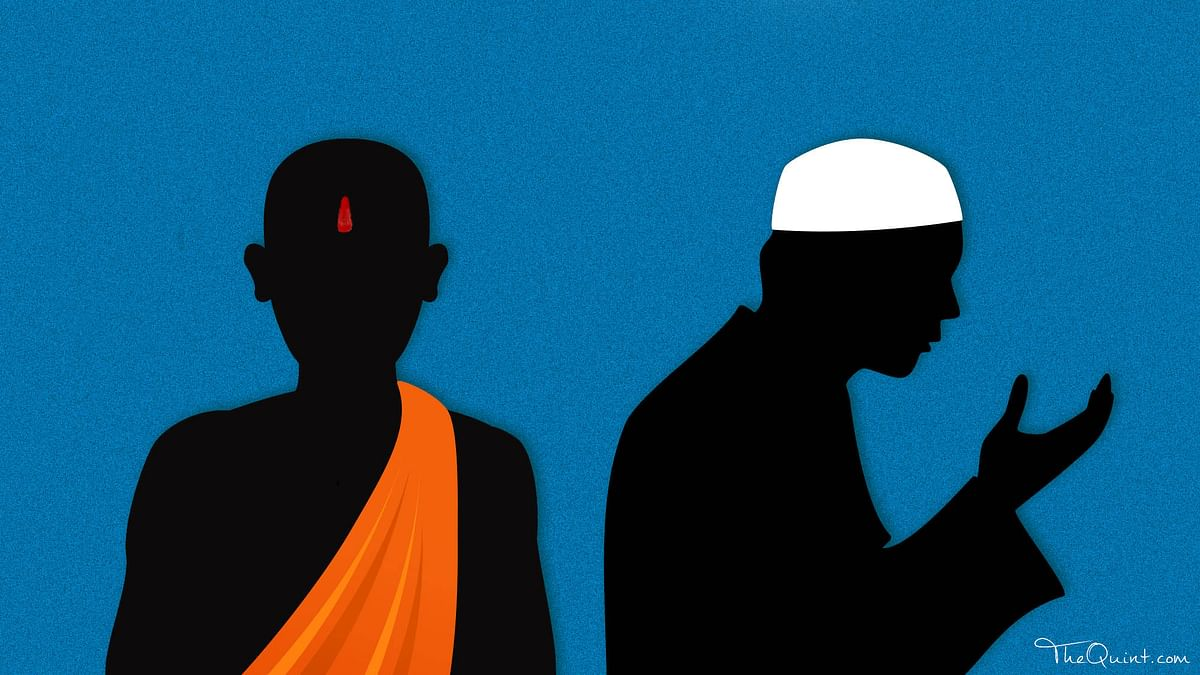 Born in a brahminical order, why is it that an individual is taught to perceive Muslims as the 'other'?