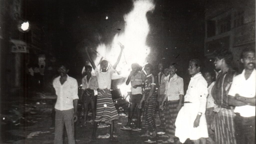 Black July: Recalling the  Riot That Started Sri Lankan Civil War