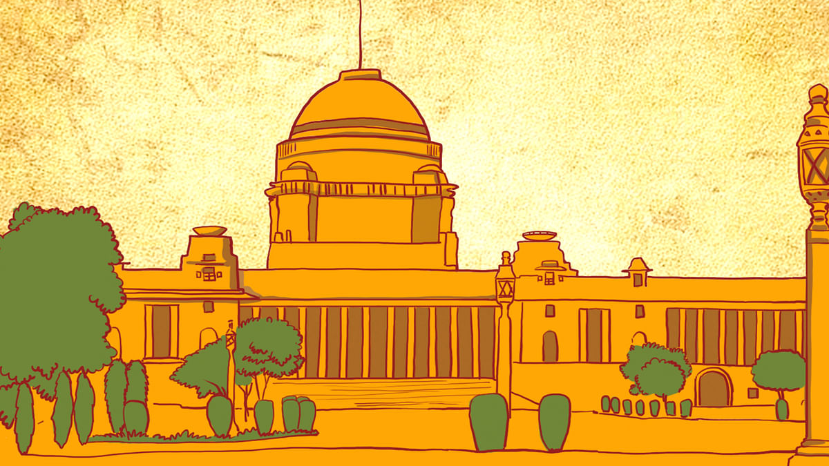 Rashtrapati Bhavan has played an important role in establishing a connect with the masses in the period post 1947.