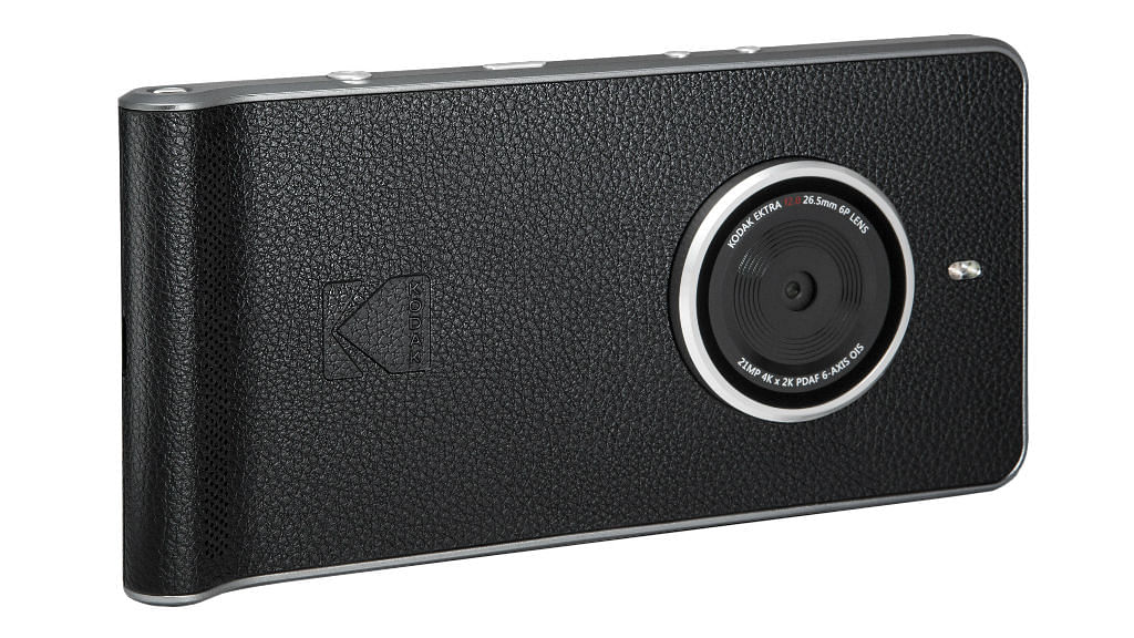 Can Kodak make its comeback in the market with this smartphone?