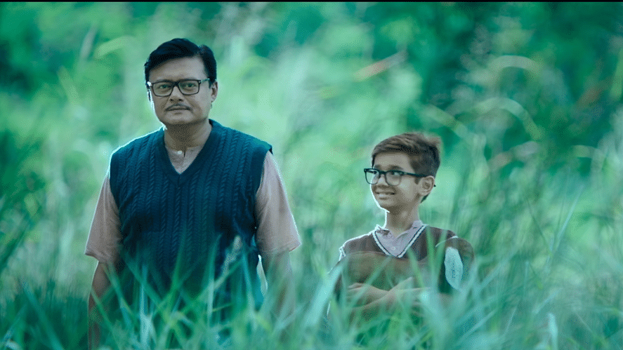 Saswata Chatterjee in a still from <i>Jagga Jasoos</i>.