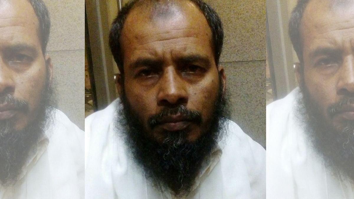 Suspected Lashkar-e-Taiba operative Salim Mukim Khan.