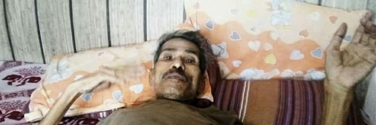 Sitaram Panchal is seeking for help.