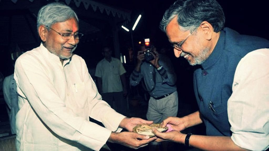 2 BJP Dy CMs Probable in Bihar; Sushil Modi Likely to Step Down