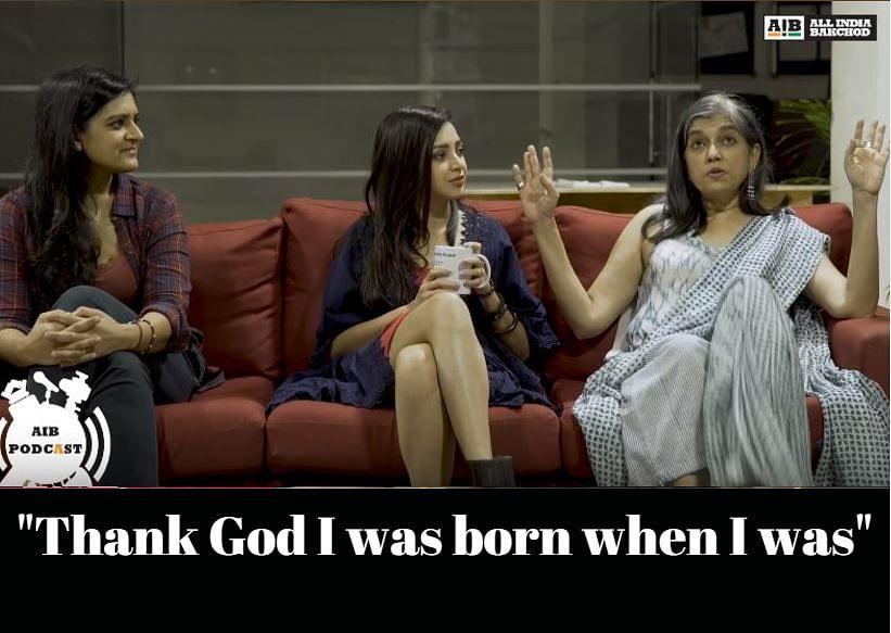 Jaa Simran, Jee Le Apni Reality: AIB & 'Lipstick' Cast on Podcast