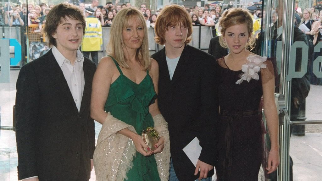 Eight Things JK Rowling and Harry Potter Taught Us About Life