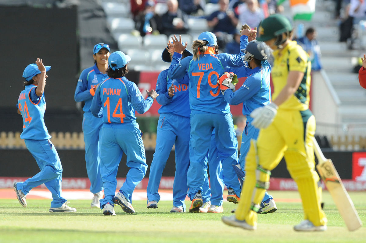 Stunning Win Over Australia Guides India to Second World Cup Final