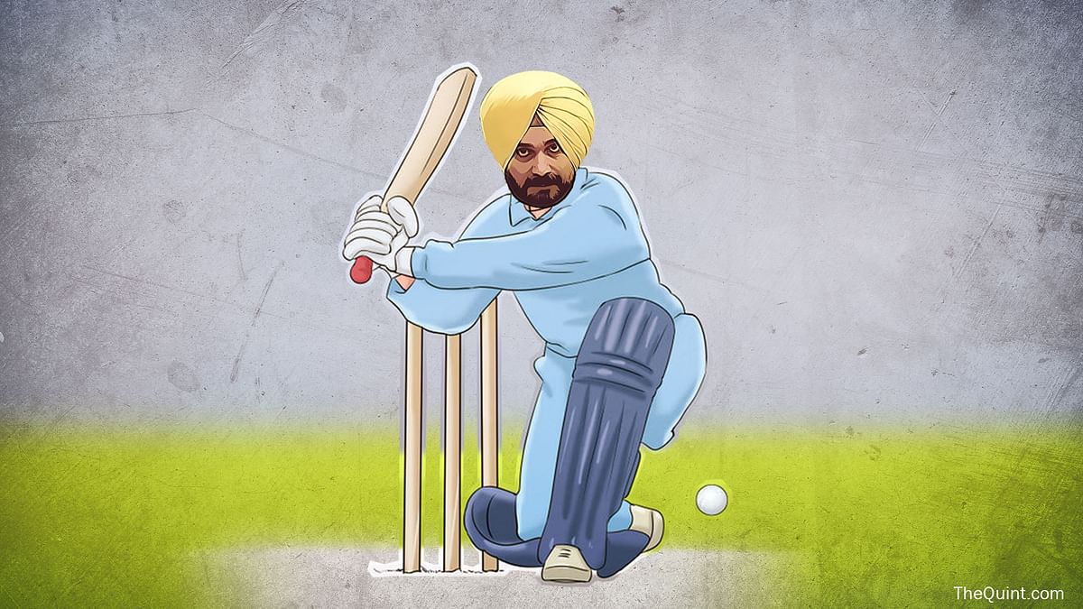 Verbose Sidhu is letting out his political ambitions in the open, as he seems keen to take over from Capt Amarinder.