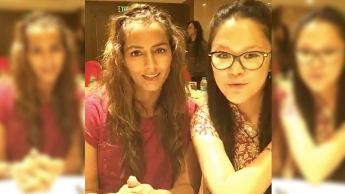 <b>The Quint</b> caught up with Geeta Phogat before she makes her reality TV debut.