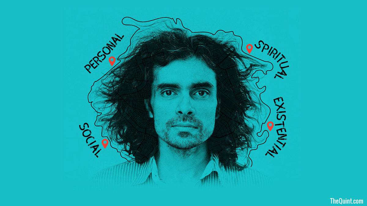 Following filmmaker Imtiaz Ali on his journey with love.
