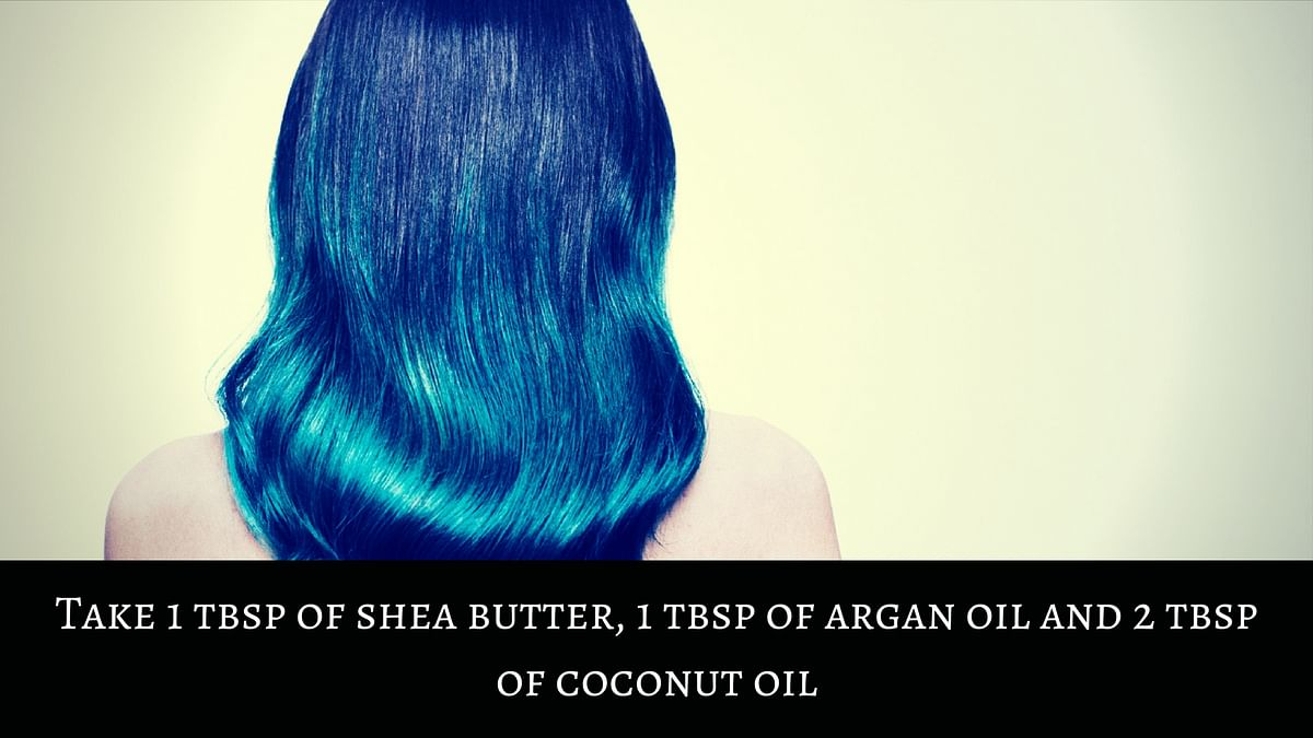 Coloured Hair or Monsoon Mess? These 4 DIY Hair Masques Will Help!