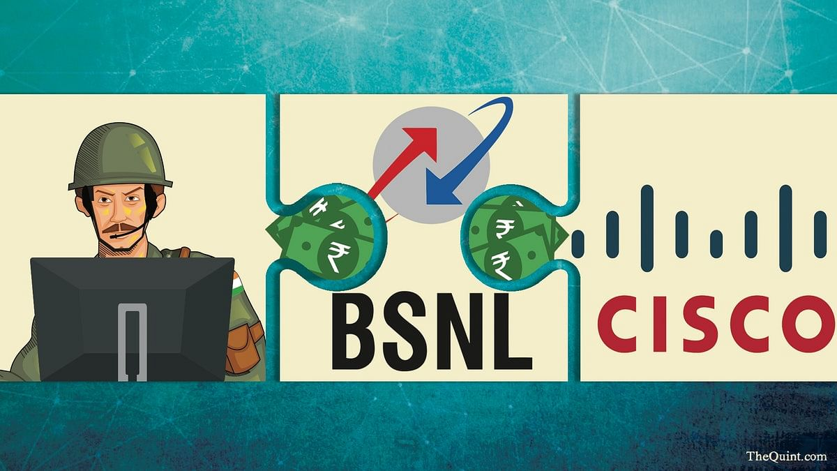 Army, BSNL and Cisco officials involved in alleged Rs 2,000-crore rip-off of NFS project.