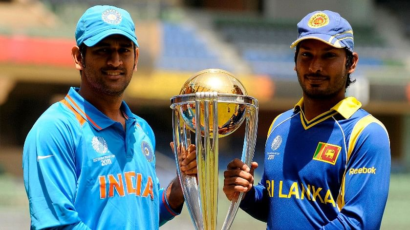 Kumar Sangakkara revealed what actually happened during the 2011 World Cup final when the toss took place twice.