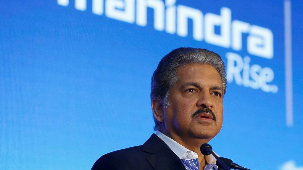 'Coronavirus Will Leave Behind a Global Recession': Anand Mahindra