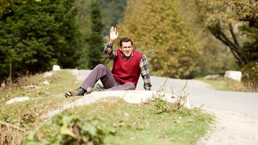 Salman Khan in a still from <i>Tubelight.</i>