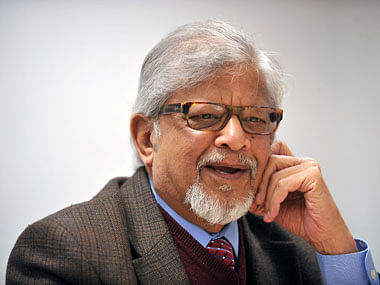 """""""Just as you cannot combat hate with hate, you cannot put down violence with more violence,"""" says Arun Gandhi."""