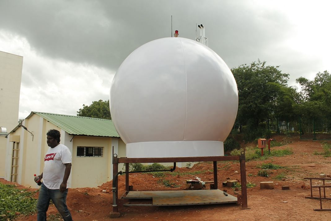 Three doppler radars, capable of detecting cloud formation up to a range of 250km have been procured by the state government.