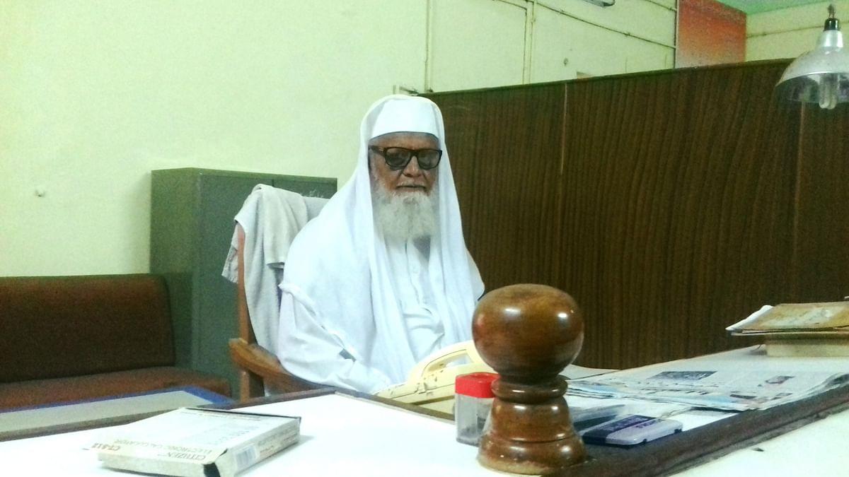 Sayed Babar Hussain Nadvi