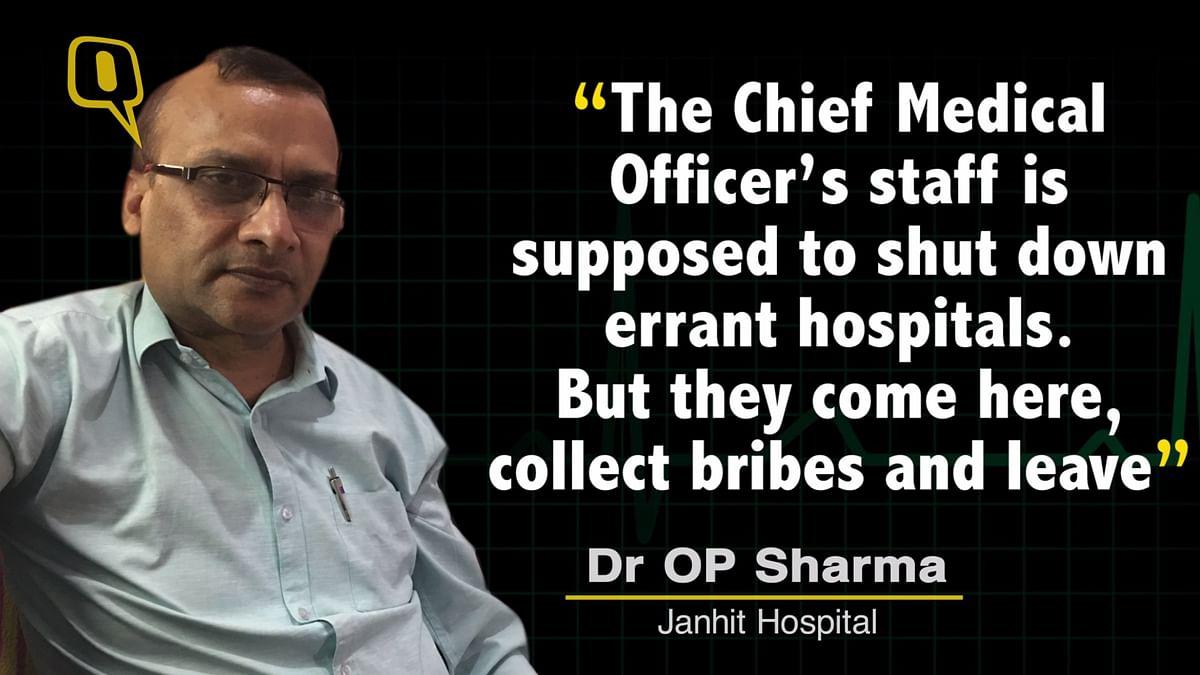 Exclusive: Greedy Doctors of Death and an Urban 'Hospital Bazaar'