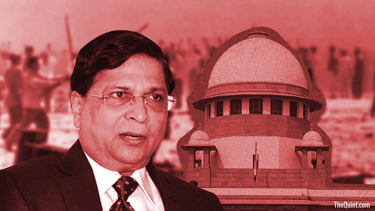 Chief Justice of India Dipak Misra.