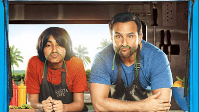 First look of Saif Ali Khan's <i>Chef.</i>
