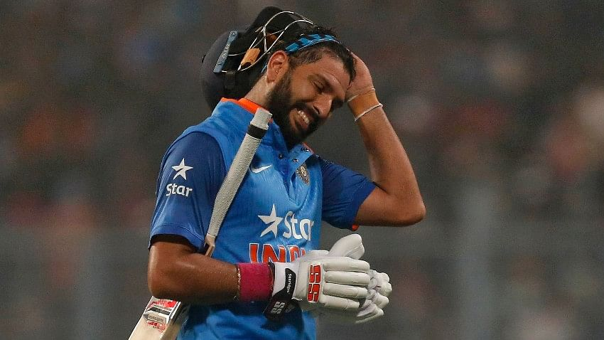 Yuvraj is Rested, Door Still Open for Him: India's Chief Selector