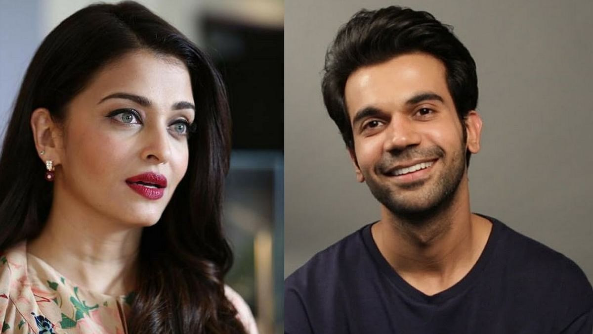 Aishwarya Rai Bachchan and Rajkummar Rao to star in Rakeysh Omprakash Mehra's production <i>Fanney Khan.</i>